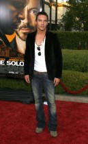 "Jonathan Rhys Meyers // ""The Soloist"" premiere in Los Angeles"