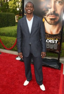 "Keith Robinson // ""The Soloist"" premiere in Los Angeles"