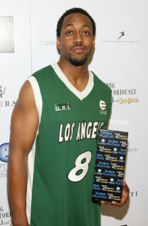 Jaleel White // The E League\'s Super Saturday Championship Basketball Game
