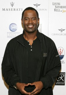 Brian McKnight // The E League\'s Super Saturday Championship Basketball Game