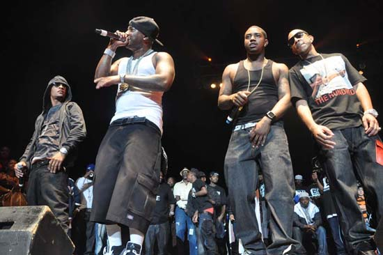 """T.I., Young Jeezy, Lil Scrappy and Ludacris // """"Swagga Like Us"""" concert in Atlanta"""