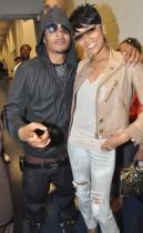 "T.I. and Monica // ""Swagga Like Us"" concert in Atlanta"
