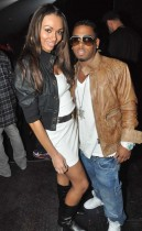 """Caviar (from VH1\'s """"For the Love of Ray J"""") and Bobby Valentino // """"Swagga Like Us"""" concert in Atlanta"""
