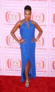 Vivica A. Fox // 2009 TV Land Awards