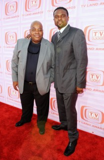 Reginald VelJohnson & Darius McCrary // 2009 TV Land Awards