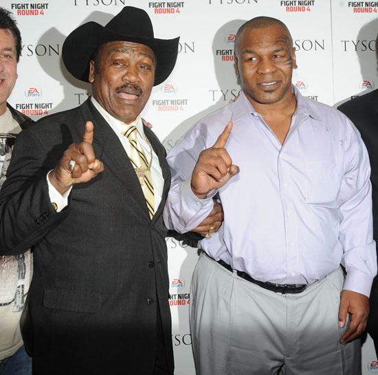 """Joe Frazier & Mike Tyson // """"Tyson"""" documentary screening in NYC"""