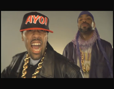 "[MUSIC VIDEO] Method Man & Redman - ""A-Yo"""