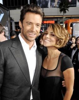 Hugh Jackman & Halle Berry // X-Men Origins: Wolverine Hollywood movie premiere