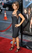 Halle Berry // X-Men Origins: Wolverine Hollywood movie premiere