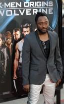 Will.i.am // X-Men Origins: Wolverine Hollywood movie premiere
