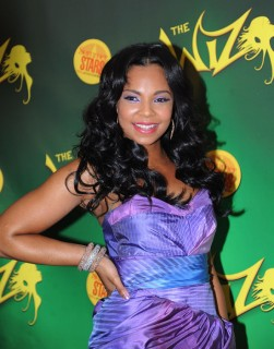 Ashanti // The Wiz at Encores! Summer Stars Series Preview