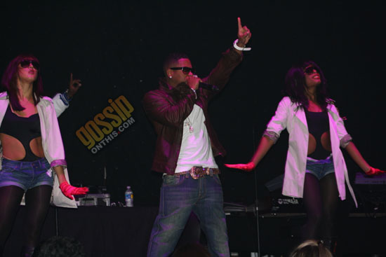 "Bobby Valentino // ""A Different Me Tour"" stop in Atlanta"
