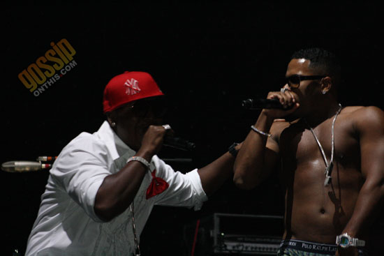 "Bobby Valentino & Yung Joc // ""A Different Me Tour"" stop in Atlanta"