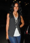 Kelly Rowland leaving Mr. Chow's restaurant in Los Angeles (May 18th 2009)