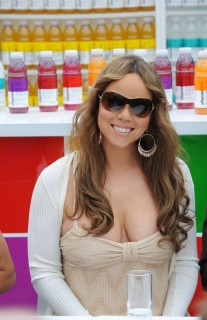 Mariah Carey // Precious Luncheon at 2009 Cannes Film Festival