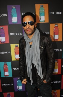Lenny Kravitz // Precious Luncheon at 2009 Cannes Film Festival