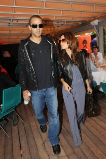 Tony Parker & Eva Longoria // Precious Luncheon at 2009 Cannes Film Festival