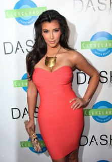 Kim Kardashian // Dash Miami Store Opening Afterparty at Clevelander Hotel