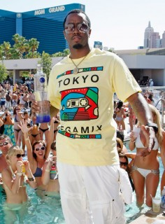 Diddy\'s Ultimate Daylife Affair Party in Vegas