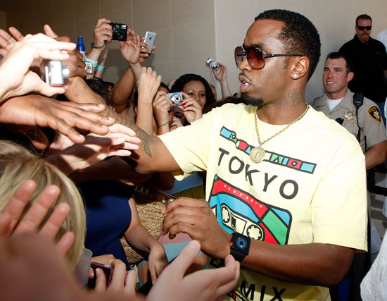 Diddy's Ultimate Daylife Affair Party in Vegas