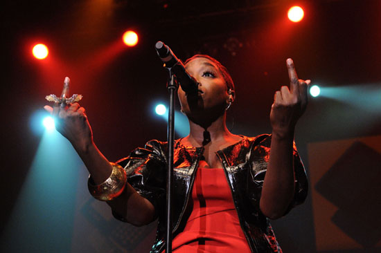 Estelle // Grammy Celebration Concert Tour at Terminal 5 in New York City