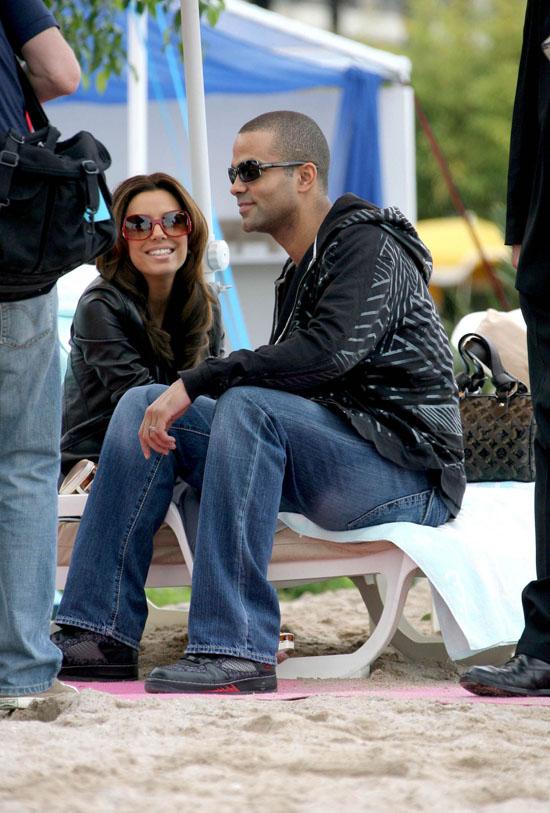 Eva Longoria & Tony Parker // Cannes Film Festival Day 3
