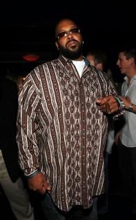 Suge Knight // Manny Pacquiano vs. Ricky Hatton boxing match after party at TAO in Vegas
