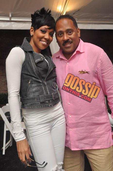 Monica & Frank Ski // Frank Ski's Birthday Party in Atlanta