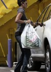 Halle Berry shopping at Sunset Plaza in West Hollywood (May 27th)