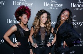 """Sophia Fresh // \""""Done Different\"""" launch for Hennessy Black"""
