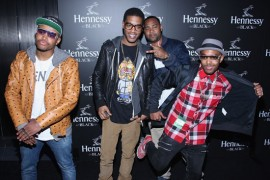 """Kid Cudi & guests // \""""Done Different\"""" launch for Hennessy Black"""