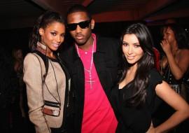"Ciara, Fabolous & Kim Kardashian // \""Done Different\"" launch for Hennessy Black"