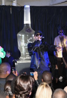 """Swizz Beatz // \""""Done Different\"""" launch for Hennessy Black"""