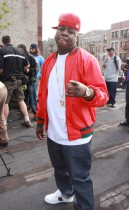 Jadakiss // Who\'s Real music video shoot in NY