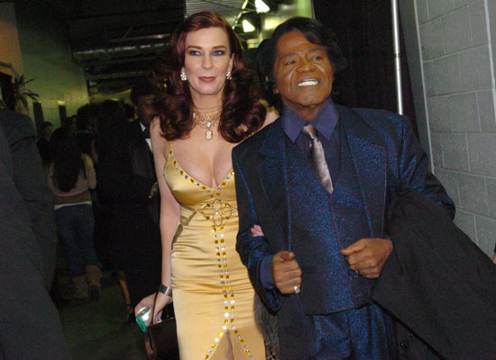James Brown & Tomi Rae Hynie