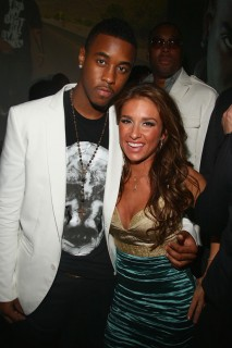 Def Jam new artist Jeremih & Jessie James // Def Jam 2009 Spring Collection Party