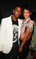Def Jam new artist Jeremih & Rihanna // Def Jam 2009 Spring Collection Party