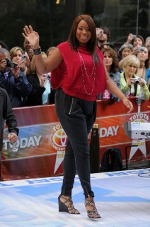 Jennifer Hudson // The Today Show (May 15th 2009)