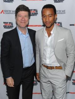 Dr. Jeffrey Sachs & John Legend // Show Me Campaign Benefit