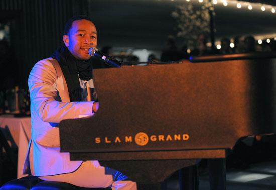John Legend // Show Me Campaign Benefit