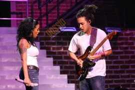"Keyshia Cole // \""A Different Me Tour\"" concert in Atlanta"