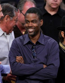Chris Rock // Lakers vs. Rockets Playoff Game (May 12th 2009)