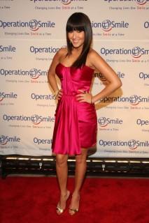 Adrienne Bailon // Operation Smile 2009 Event
