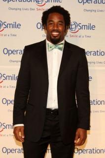 Dhani Jones // Operation Smile 2009 Event