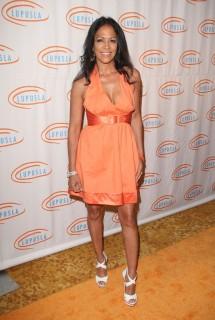 Sheila E. // 9th annual Lupus LA Orange Ball