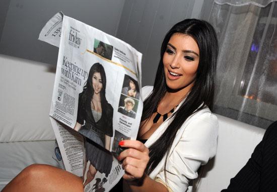 Kim Kardashian // 2nd Annual Derby Spectacular Celebration