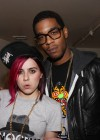 Lady Sovereign & Kid Cudi // Lady Sovereign, Chester French and Hollywood Holt Concert at Highline Ballroom