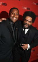 Tavis Smiley & Dr. Cornell West // 2009 Time 100 Most Influential People in the World Gala