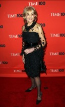 Barbara Walters // 2009 Time 100 Most Influential People in the World Gala
