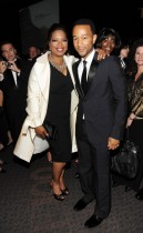 Oprah Winfrey & John Legend // 2009 Time 100 Most Influential People in the World Gala